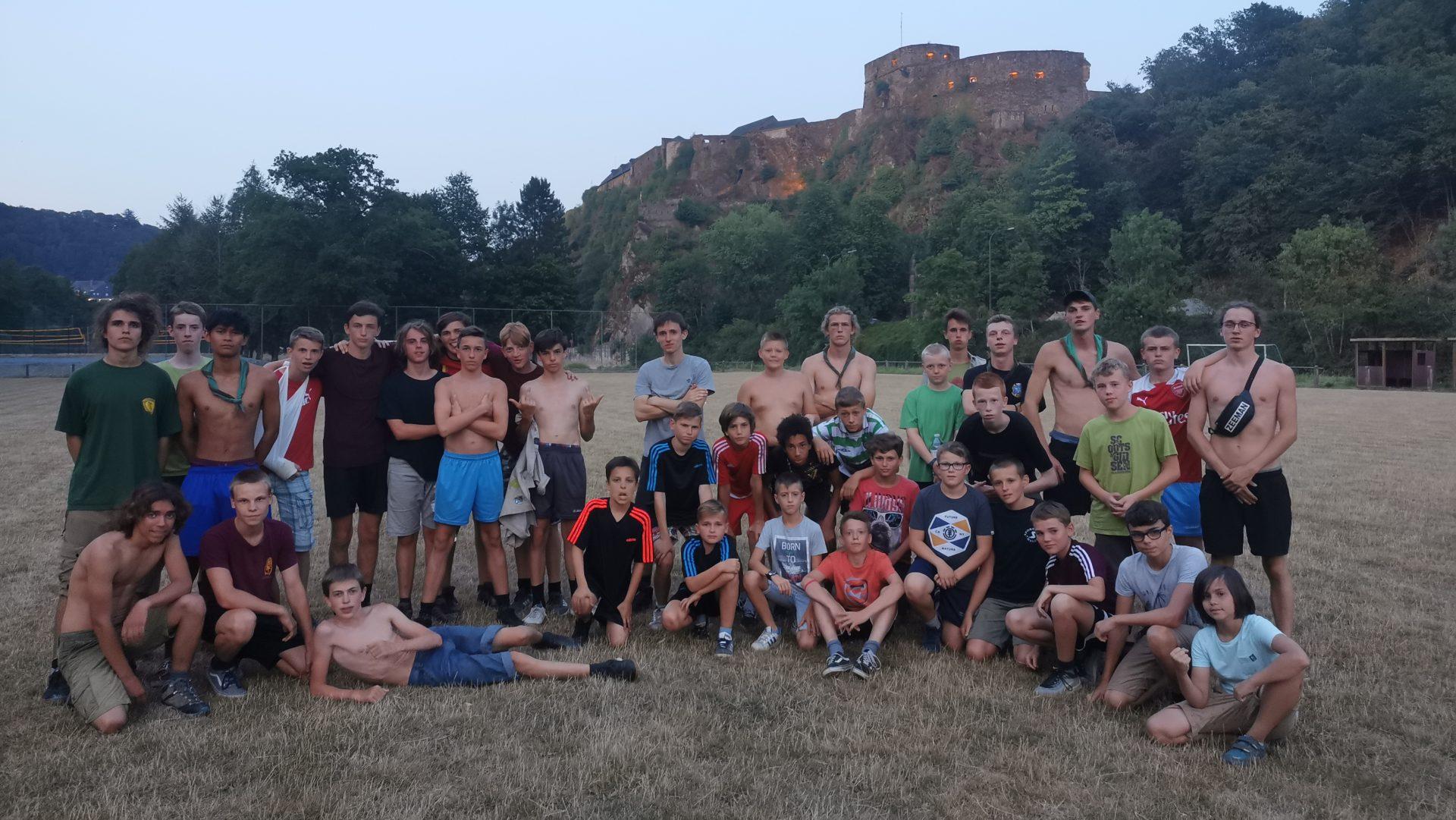 Scouts en Gidsen Sint-Rochus